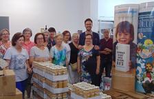 Vila-seca recapta 1.700 litres de llet per al Banc d'Aliments