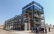 IQOXE inaugura una planta d'òxid d'etilè i anuncia la construcció d'una altra
