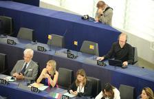 Puigdemont i Comín recorren al TJUE les cautelars denegades sobre el seu escó a l'Eurocambra