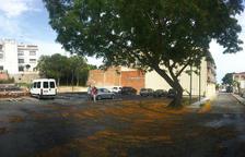 L'aparcament gratuït del Clos del Becu de Calafell ja està en funcionament