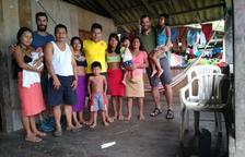 Un ebrenc impulsa una campanya per ajudar 120 famílies indígenes de Colòmbia