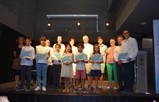 Es lliuren els guardons del VII Premi d'Interpretació Musical Joaquim Gallofré Roig