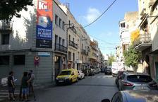 El carrer Doctor Robert es farà peatonal després de la Fira de Santa Teresa del Vendrell