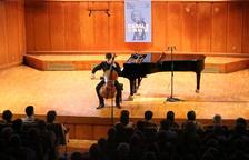 El Festival Internacional de Música Pau Casals exalça Bach amb el talent del violoncel·lista Victor-Julien Laferrière