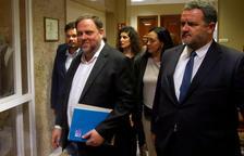 La JEC desestima el recurs de Junqueras per poder recollir l'acta d'eurodiputat