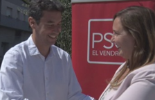 Ciutadans pacta amb el PSC al Vendrell i el govern suma onze regidors