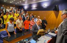 ERC recrimina el pacte de PSC, JxCat i Comuns al Consell Comarcal del Tarragonès