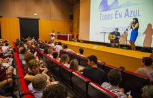 L'Asociación Todos en Azul es presenta a Tarragona per afavorir els autistes