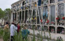 El cementerio de Reus compite para ser el mejor de España