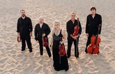 El Quintet Montsant ofereix la seva única actuació de l'any aquest dijous a Centcelles