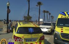 Mor un home de 71 anys a la platja de Coma-ruga