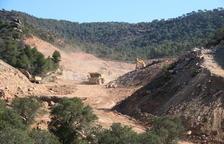 El dipòsit de residus de Riba-roja d'Ebre ja està a punt