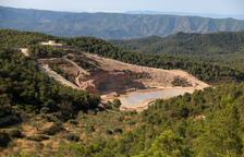 Les obres de l'abocador de Riba-roja encara no han acabat i els alcaldes en demanen l'aturada a la Generalitat