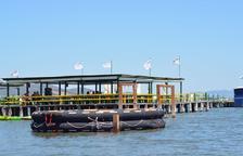 Clausura definitiva del Xiringuito de la Costa de la Punta de la Banya de la Ràpita