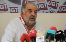 UGT pide que el aeropuerto de Reus amplíe su horario y vuelva a acoger mercancías