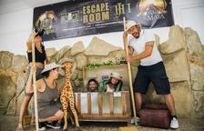 Una 'escape room' de Salou propone encontrar el oro maya del Dios Kuali