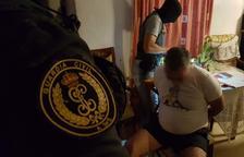Desarticulado en el Alt Camp un grupo criminal dedicado al tráfico de drogas