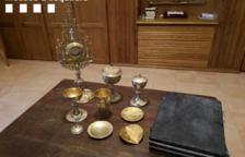 Detinguts tres homes per robar en dues esglésies de Calonge i Sant Antoni de Calonge