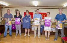 La Festa Major d'Estiu de Constantí proposa prop de 50 activitats en la seva programació