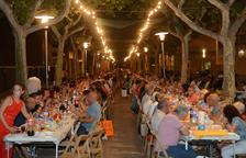 Èxit de participació a la Festa Major de Sant Abdó i Sant Senén del Morell
