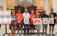 Las collas castelleras son las protagonistas del cartel de Santa Tecla 2019