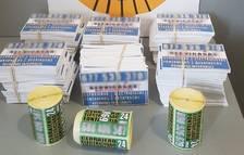 Intervenen 10.000 adhesius de publicitat dinàmica a Torredembarra