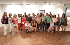 'Fotografiem l'art', taller de Ramon Giner a la Biblioteca Terra Baixa del Vendrell