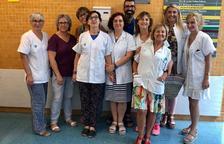El ICS Camp de Tarragona inicia un programa de apoyo clínico para cuidados de enfermería en Sant Salvador y Falset