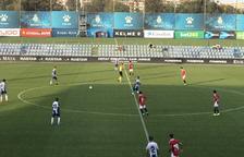 L'Espanyol B provoca la segona derrota del Nàstic en pretemporada (2-1)