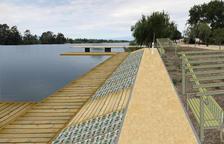 Deltebre empieza las obras del embarcadero del puente Lo Passador