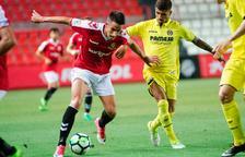 El Nàstic jugarà contra el Villarreal 'B' el pròxim dimecres