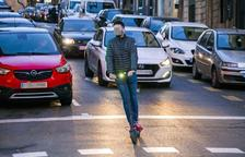 Empresas multinacionales también se interesan por el alquiler de los 'scooters' en Tarragona