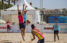 El Madison Beach Volley vuelve a hacer parada en Tarragona por sexto año