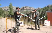 Tanquen l'accés al Parc Natural del Monsant per quarta vegada aquest estiu per risc d'incendi