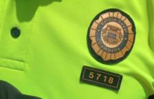 Denunciat un conductor implicat en un accident per negar-se a fer les proves d'alcoholèmia
