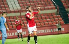 Empat contra el Girona en el segon partit amistós de la pretemporada del Nàstic (1-1)