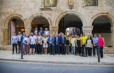 El pacte de Junts, el PSC i ECG manté les retribucions del Consell Comarcal del Tarragonès