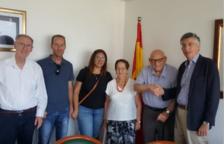 El sefardita Mordechai Ben Abir obté la ciutadania espanyola als 93 anys