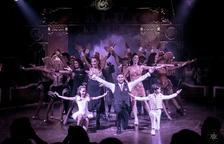 El Circ Raluy Legacy torna a Calafell amb 'THEMAGICFORMULA'