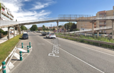 Torredembarra tindrà dos anys més de marge per arreglar el tram urbà de l'N-340
