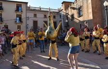 Ferran celebra les festes acostant les cultures de Tarragona i el Baix Gaià