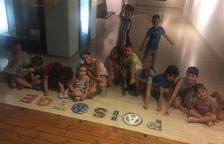 Un taller aproparà el 'Land art' als més petits al Museu Deu del Vendrell