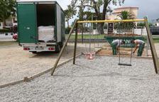 Empieza la adaptación de 12 parques de Reus para niños con movilidad reducida
