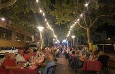 El Sopar de les estrelles del Morell reuneix un centenar de persones
