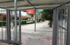 El Extremadura compra los tornos de acceso del Estadi Municipal