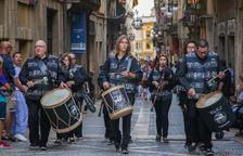 La banda tarraconense Sons de la Cossetània prepara un nuevo viaje a Portugal