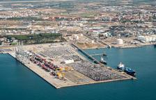 El tràfic de mercaderies creix un 6,5% al Port de Tarragona en els vuit primers mesos de l'any