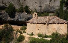 Rescatan a un excursionista herido leve en la zona de Sant Bartomeu d'Ulldemolins