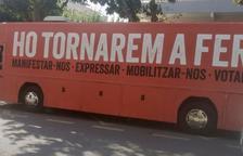 El PP de Salou demana explicacions per l'autorització del bus d'Òmnium