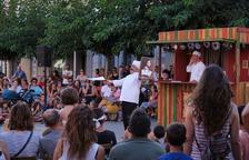 Amposta recapta més de 5.000 euros amb les activitats solidàries de la Festa Major